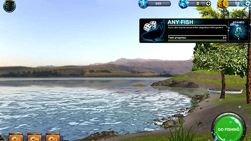 Ultimate fishing simulator PRO Screenshot