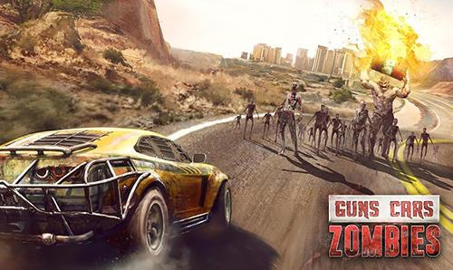 Guns, cars, zombies captura de pantalla 1