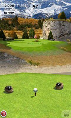 Flick Golf para Android