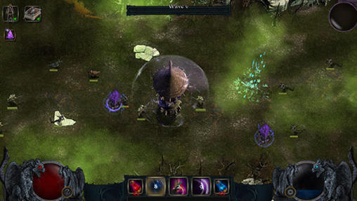 Infinite warrior: Battle mage для Android