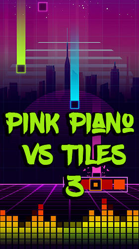 Pink piano vs tiles 3 Screenshot