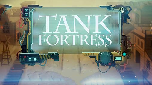 Tank fortress icon