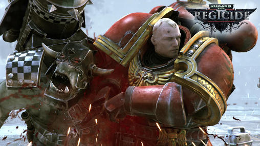 Warhammer 40000: Regicide screenshot 1