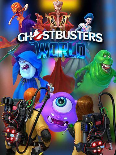logo Ghosbusters Welt