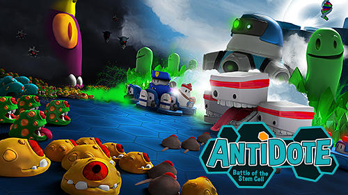 Antidote: Battle of the stem cell Screenshot