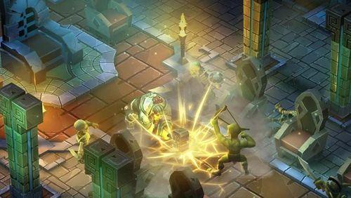 Legenden des Dungeons für iOS-Geräte