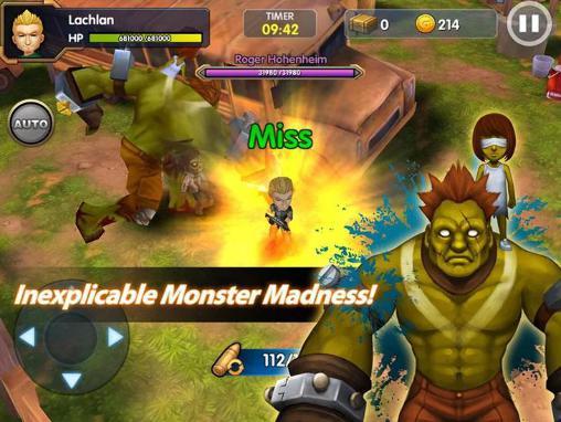 Zombie bane für Android