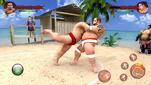 Sumo wrestling 2019 for Android