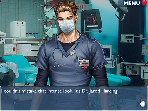 RPG Is it love? Blue swan hospital. Choose your story für das Smartphone