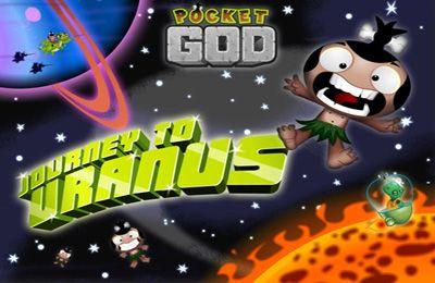 logo El viaje de Dios a Urano de Bolsillo