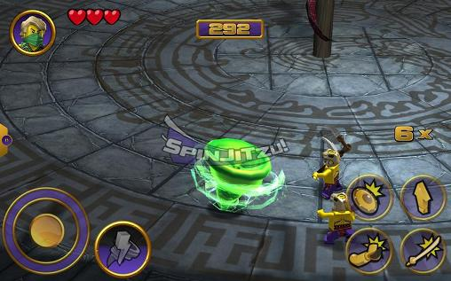 LEGO Ninjago tournament скриншот 4
