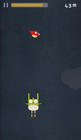 Arcade-Spiele: Lade Winziges Kaninchen - Verfolgung von Aurora auf dein Handy herunter