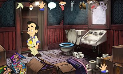 Leisure Suit Larry Reloaded скріншот 1