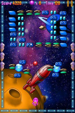 Screenshot Ball Slam: Fantasy Turnier auf dem iPhone