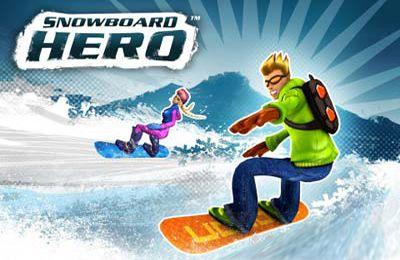 логотип Герой Сноубордист
