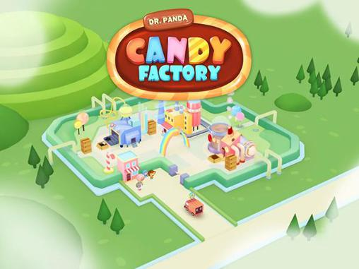 Dr. Panda: Candy factory screenshot 1