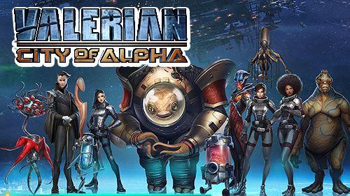 logo Valerian: Ciudad de Alfa