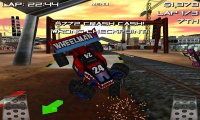 4x4 Offroad Racing screenshot 1