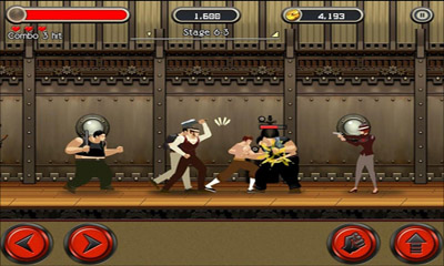 Kung Fu Quest The Jade Tower Screenshot