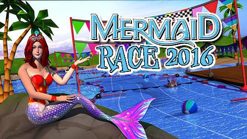 Mermaid race 2016 Screenshot