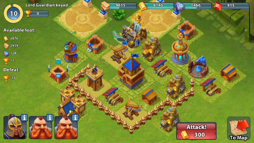 Lords of magic: Fantasy war for Android