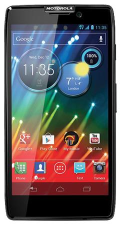 Motorola Razr HD apps