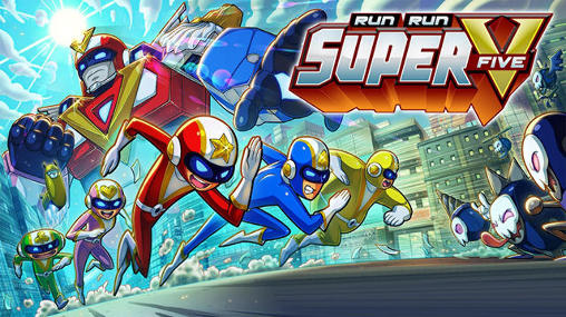Run run super five Screenshot