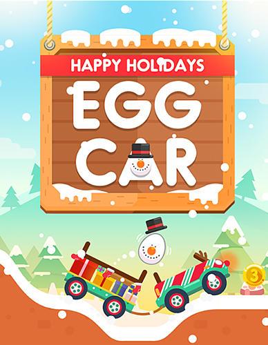Egg car: Don't drop the egg! скріншот 1