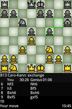 Chess genius para Android