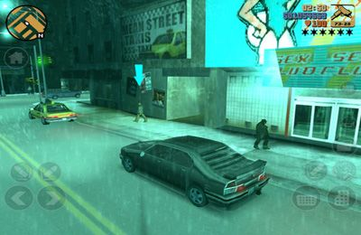 Grand Theft Auto 3 for iPhone for free
