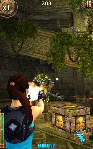 Lara Croft: Reliquienlauf auf Deutsch
