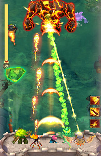 Knight war: Idle defense for Android