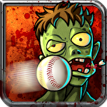 Baseball vs zombies Symbol