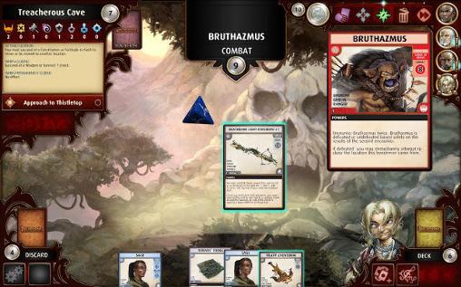 Multiplayer games Pathfinder adventures for smartphone
