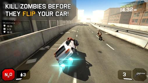 Zombie highway 2 para Android