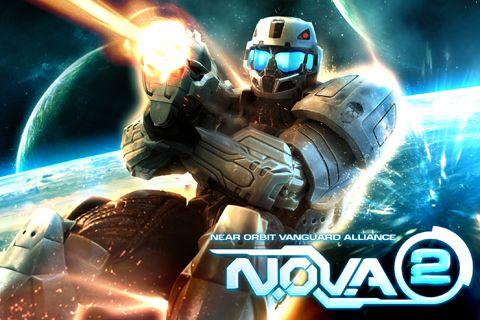logo N.O.V.A. 2 - Near Orbit Vanguard Alliance