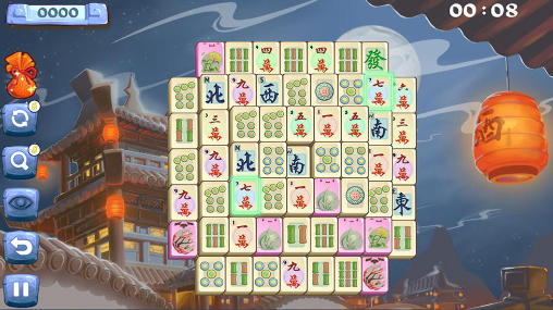 Mahjong by g9g mahjong Screenshot