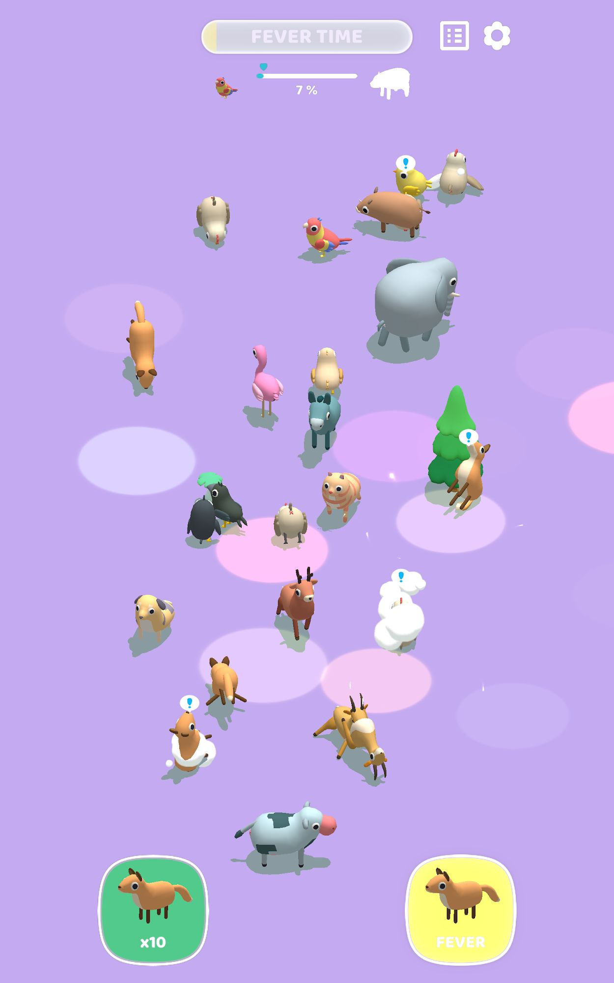 Merge Cute Pet for Android