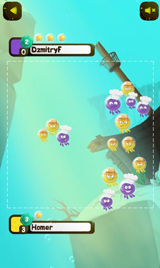 Octopus battle for Android