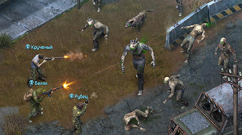 Dawn of zombies: Survival after the last war pour Android