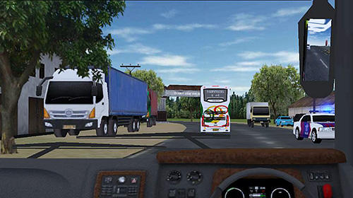 Mobile bus simulator для Android