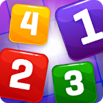 Candy numbers match 3 Symbol