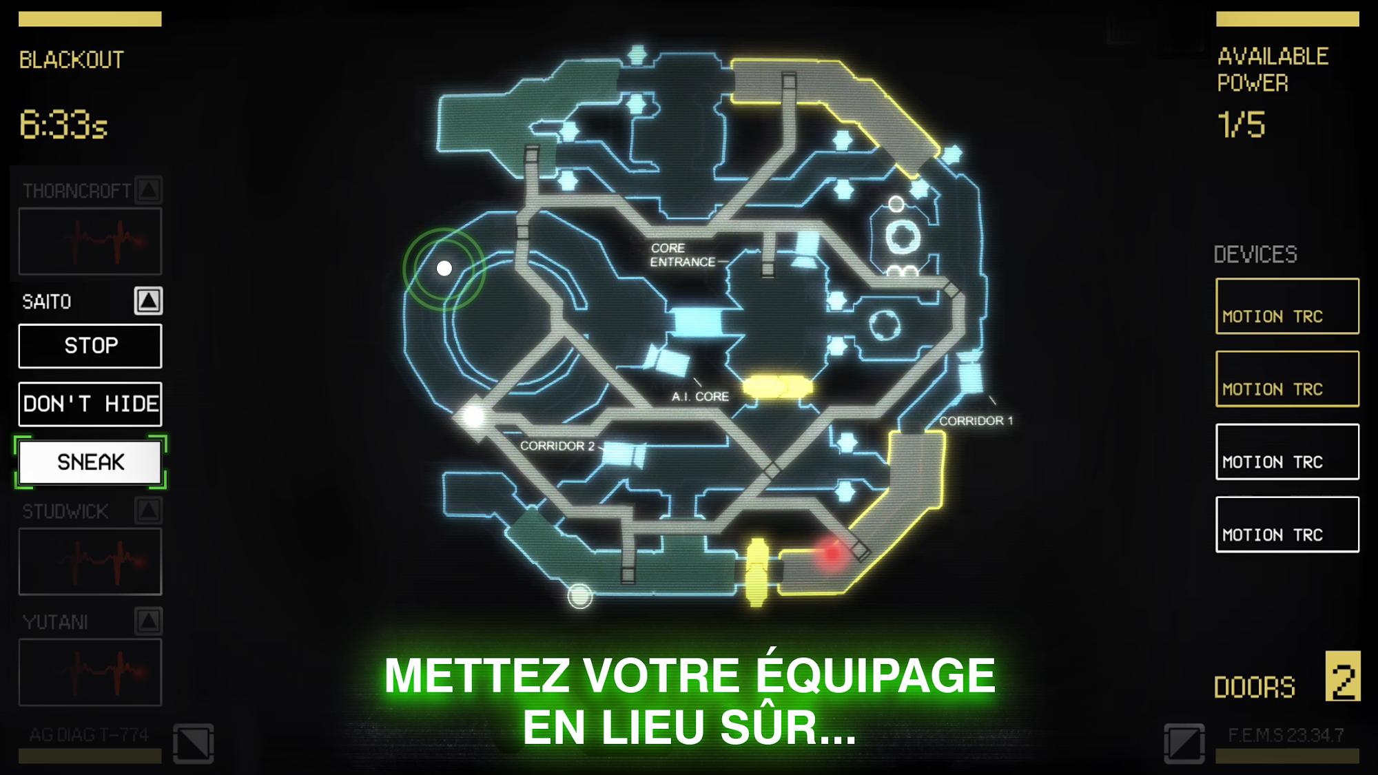 Alien: Blackout pour Android