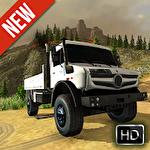 Forest truck simulator icono