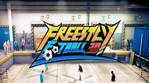 Descargar Freestyle football 3D gratis para Android | mob.org