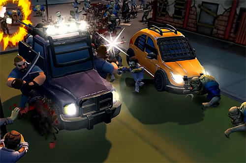 Deadly convoy for Android