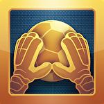 Flick kick goalkeeper Symbol