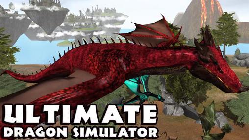 Ultimate dragon simulator captura de pantalla 1