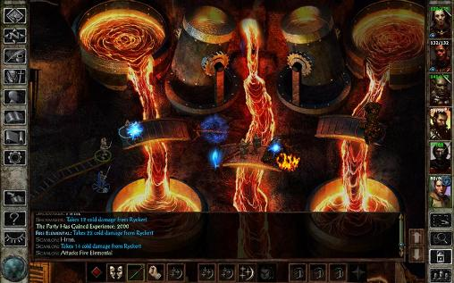 RPG Icewind dale: Enhanced edition for smartphone