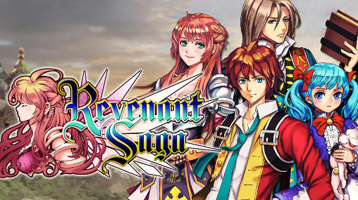 RPG Revenant saga capture d'écran 1